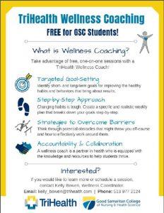 TriHealth Wellness Coaching